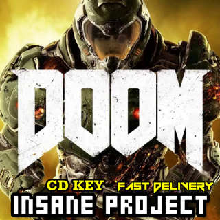 DOOM Steam Key GLOBAL