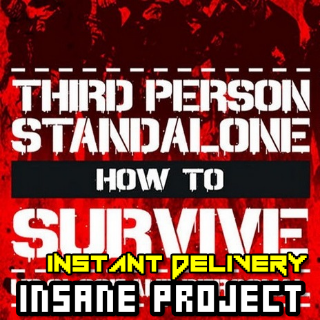 How To Survive: Third Person Standalone (PC/Steam) 𝐝𝐢𝐠𝐢𝐭𝐚𝐥 𝐜𝐨𝐝𝐞 / 🅸🅽🆂🅰🅽🅴 𝐨𝐟𝐟𝐞𝐫!