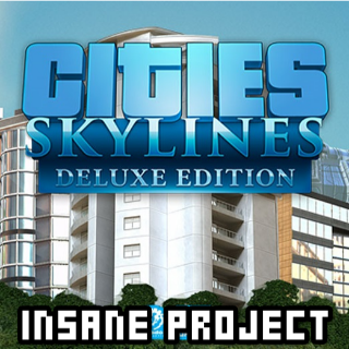 Cities Skylines Deluxe (PC/Steam) 𝐝𝐢𝐠𝐢𝐭𝐚𝐥 𝐜𝐨𝐝𝐞 / 🅸🅽🆂🅰🅽🅴 𝐨𝐟𝐟𝐞𝐫! - 𝐹𝑢𝑙𝑙 𝐺𝑎𝑚𝑒