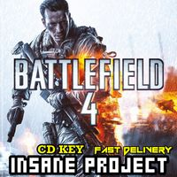 Battlefield 4 Origin key