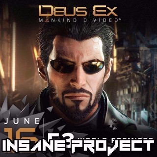 Deus Ex: Mankind Divided (PC/Steam) digital code
