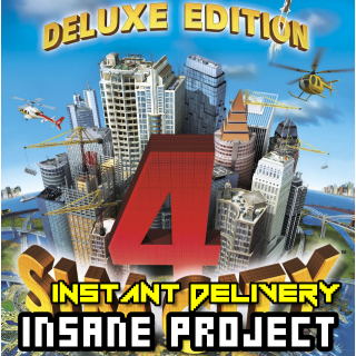SimCity 4 Deluxe Edition (PC/Steam) 𝐝𝐢𝐠𝐢𝐭𝐚𝐥 𝐜𝐨𝐝𝐞 / 🅸🅽🆂🅰🅽🅴 𝐨𝐟𝐟𝐞𝐫! - 𝐹𝑢𝑙𝑙 𝐺𝑎𝑚𝑒