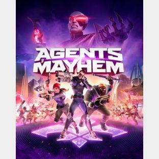 Agents Of Mayhem Steam Key
