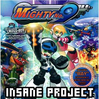 Mighty No. 9 (PC/Steam) 𝐝𝐢𝐠𝐢𝐭𝐚𝐥 𝐜𝐨𝐝𝐞 / 🅸🅽🆂🅰🅽🅴 𝐨𝐟𝐟𝐞𝐫! - 𝐹𝑢𝑙𝑙 𝐺𝑎𝑚𝑒
