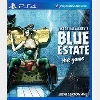 Blue Estate The Game PSN Key PS4 NA