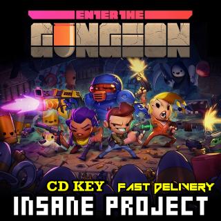 Enter the Gungeon Steam Key GLOBAL