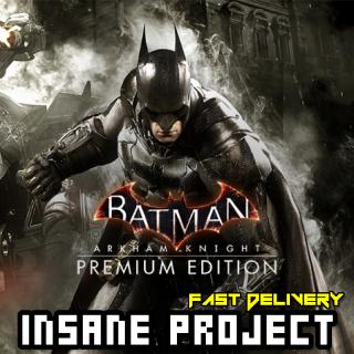 Batman: Arkham Knight Premium Edition Steam Key GLOBAL[Fast Delivery]
