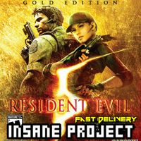 Resident Evil 5: Gold Edition (PC/Steam) 𝐝𝐢𝐠𝐢𝐭𝐚𝐥 𝐜𝐨𝐝𝐞 / 🅸🅽🆂🅰🅽🅴 𝐨𝐟𝐟𝐞𝐫! - 𝐹𝑢𝑙𝑙 𝐺𝑎𝑚𝑒