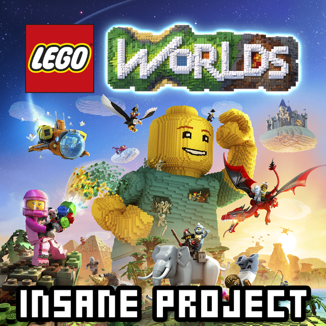 Lego Worlds (PC/Steam) 𝐝𝐢𝐠𝐢𝐭𝐚𝐥 𝐜𝐨𝐝𝐞 / 🅸🅽🆂🅰🅽🅴 𝐨𝐟𝐟𝐞𝐫! - 𝐹𝑢𝑙𝑙 𝐺𝑎𝑚𝑒