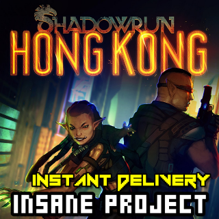 Shadowrun: Hong Kong - Extended Edition ✈INSTANT DELIVERY