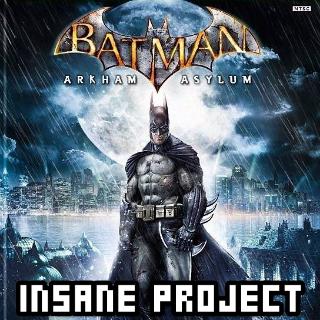 Batman: Arkham Asylum Game of the Year (PC/Steam) 𝐝𝐢𝐠𝐢𝐭𝐚𝐥 𝐜𝐨𝐝𝐞 - 𝐹𝑢𝑙𝑙 𝐺𝑎𝑚𝑒