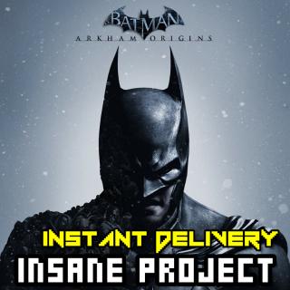 Batman: Arkham Origins ✈INSTANT DELIVERY