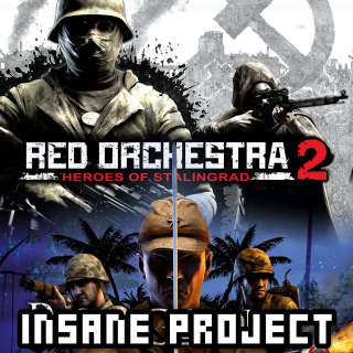 Red Orchestra 2: Heroes of Stalingrad + Rising Storm GOTY - 𝐝𝐢𝐠𝐢𝐭𝐚𝐥 𝐜𝐨𝐝𝐞 / 🅸🅽🆂🅰🅽🅴 - 𝐹𝑢𝑙𝑙 𝐺𝑎𝑚𝑒
