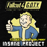 Fallout 4 (GOTY) Game Of The Year Steam Key GLOBAL