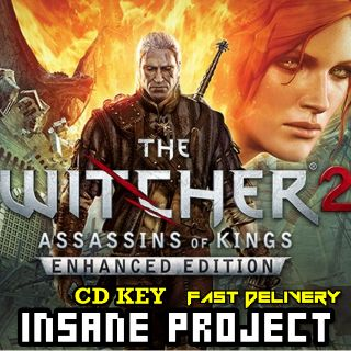 The Witcher 2: Assassins of Kings Enhanced Edition GOG.COM Key GLOBAL
