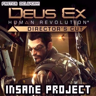 Deus Ex: Human Revolution (PC/Steam)|OFFER!
