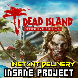 Dead Island Definitive Edition US ✈INSTANT_DELIVERY