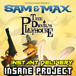 Sam & Max: The Devil's Playhouse ✈INSTANT DELIVERY