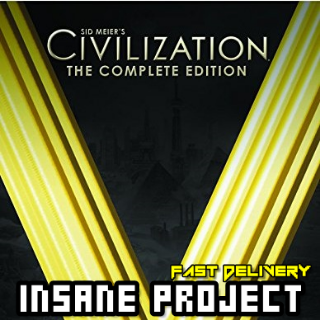 Sid Meier's Civilization V: Complete Edition Steam Key GLOBAL[Fast Delivery]