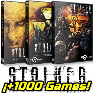 S.T.A.L.K.E.R.: Bundle Steam Key GLOBAL