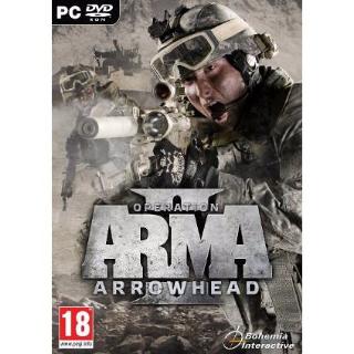 Arma II 2: Operation Arrowhead (PC/Steam) 𝐝𝐢𝐠𝐢𝐭𝐚𝐥 𝐜𝐨𝐝𝐞 / 🅸🅽🆂🅰🅽🅴 𝐨𝐟𝐟𝐞𝐫! - 𝐹𝑢𝑙𝑙