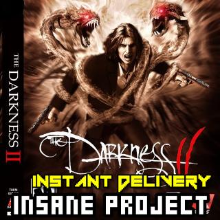 The Darkness 2 (PC/Steam) 𝐝𝐢𝐠𝐢𝐭𝐚𝐥 𝐜𝐨𝐝𝐞 / 🅸🅽🆂🅰🅽🅴 𝐨𝐟𝐟𝐞𝐫! - 𝐹𝑢𝑙𝑙 𝐺𝑎𝑚𝑒
