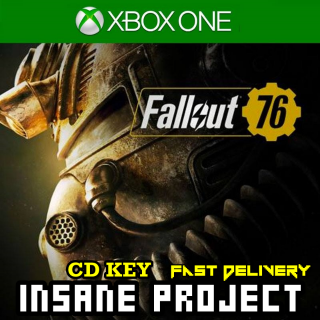 Fallout 76 XBOX One Key GLOBAL