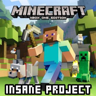 Minecraft Xbox One Key/Code Global