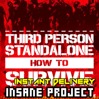 How To Survive: Third Person Standalone ✈INSTANT DELIVERY
