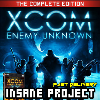 XCOM: Enemy Unknown Complete Pack (PC/Steam) 🅸🅽🆂🅰🅽🅴 - 𝐹𝑢𝑙𝑙 𝐺𝑎𝑚𝑒