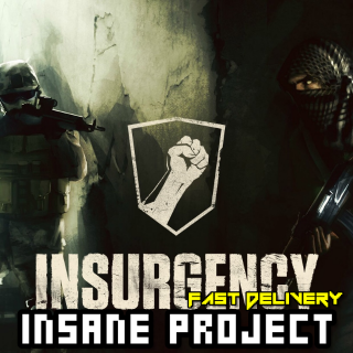 Insurgency [STEAM][REGION:GLOBAL][KEY/CODE]