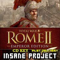 Total War ROME II - Emperor Edition