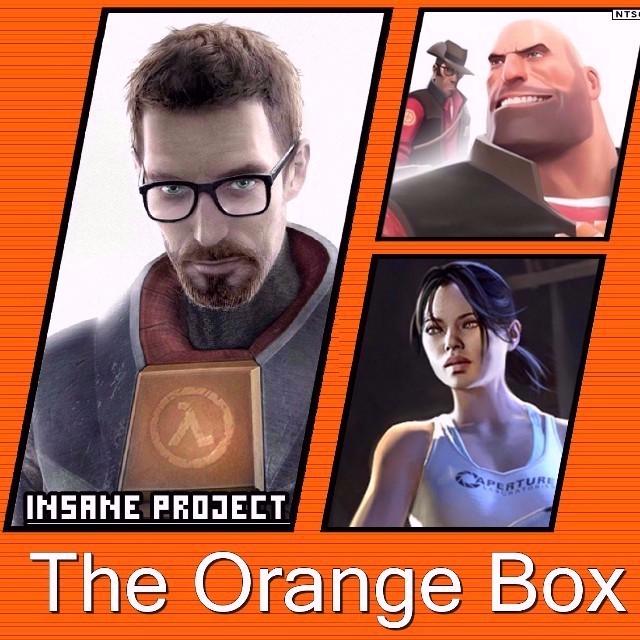 The Orange Box (Half life 2 all episodes + portal) 𝐝𝐢𝐠𝐢𝐭𝐚𝐥