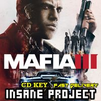 Mafia III Steam Key GLOBAL
