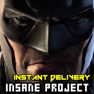 Batman Arkham Complete Collection ✈INSTANT_DELIVERY