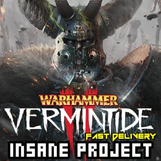 WARHAMMER: VERMINTIDE 2 STEAM CD KEY (PC/Steam) 𝐝𝐢𝐠𝐢𝐭𝐚𝐥 𝐜𝐨𝐝𝐞 / 🅸🅽🆂🅰🅽🅴 𝐨𝐟𝐟𝐞𝐫! - 𝐹𝑢𝑙𝑙 𝐺𝑎𝑚𝑒