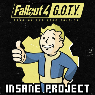 Fallout 4: Game of the Year Edition (PC/Steam) 𝐝𝐢𝐠𝐢𝐭𝐚𝐥 𝐜𝐨𝐝𝐞 / 🅸🅽🆂🅰🅽🅴 𝐨𝐟𝐟𝐞𝐫!