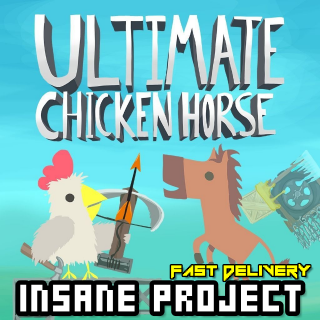 Ultimate Chicken Horse (PC/Steam) 𝐝𝐢𝐠𝐢𝐭𝐚𝐥 𝐜𝐨𝐝𝐞 / 🅸🅽🆂🅰🅽🅴 𝐨𝐟𝐟𝐞𝐫! - 𝐹𝑢𝑙𝑙 𝐺𝑎𝑚𝑒