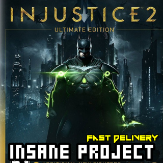 Injustice 2 Ultimate Edition (PC/Steam) 𝐝𝐢𝐠𝐢𝐭𝐚𝐥 𝐜𝐨𝐝𝐞 / 🅸🅽🆂🅰🅽🅴 𝐨𝐟𝐟𝐞𝐫! - 𝐹𝑢𝑙𝑙 𝐺𝑎𝑚𝑒
