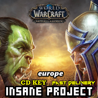 World of Warcraft: Battle for Azeroth Battle.net Key EUROPE