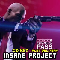 HITMAN 2 - Expansion Pass Steam Key GLOBAL