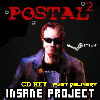 Postal 2 + Paradise Lost ✈INSTANT DELIVERY