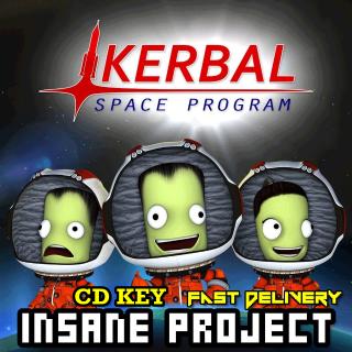Kerbal Space Program Steam Key GLOBAL