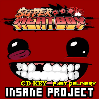 Super Meat Boy Steam Key GLOBAL