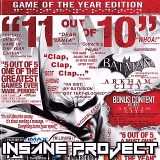 75% off on Batman: Arkham City GOTY Edition (Instant delivery)