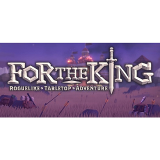 For The King Steam Key GLOBAL[Fast Delivery]