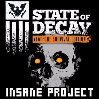 State of Decay: Year One Survival (PC/Steam) 𝐝𝐢𝐠𝐢𝐭𝐚𝐥 𝐜𝐨𝐝𝐞 / 🅸🅽🆂🅰🅽🅴 - 𝐹𝑢𝑙𝑙 𝐺𝑎𝑚𝑒