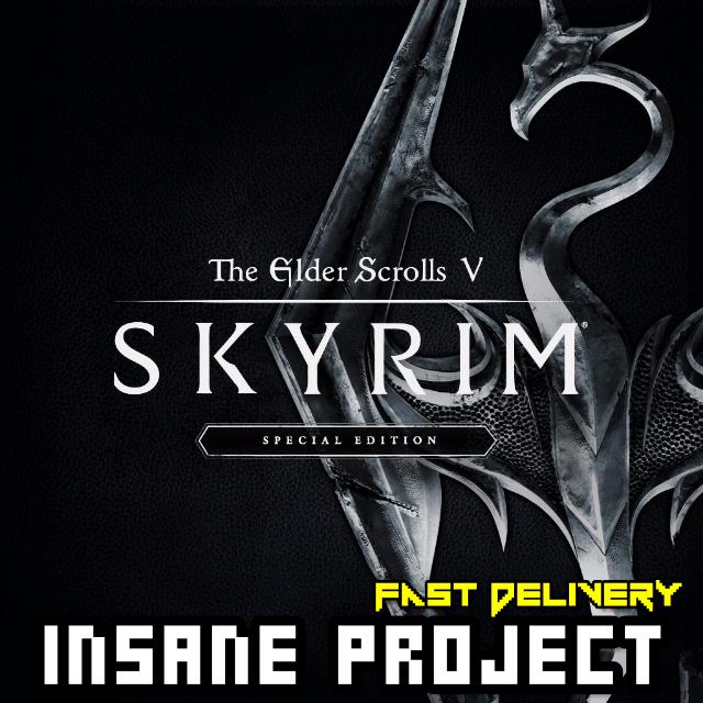 THE ELDER SCROLLS V: SKYRIM SPECIAL EDITION (PC/Steam