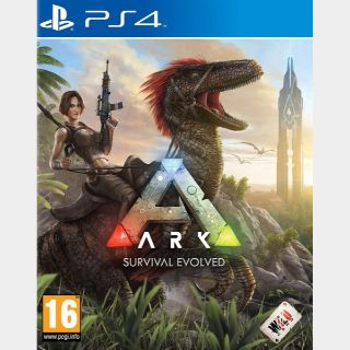 ARK: SURVIVAL EVOLVED PS4 CD KEY EUROPE