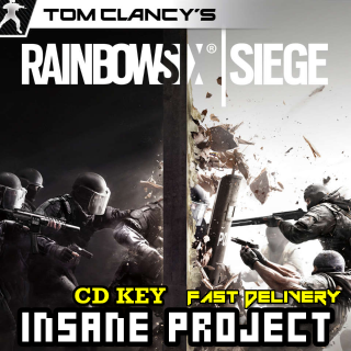Tom Clancy's Rainbow Six Siege - Standard Edition Uplay Key GLOBAL